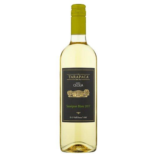 Viña Tarapacá Santa Cecilia Sauvignon Blanc White Wine 750 ml