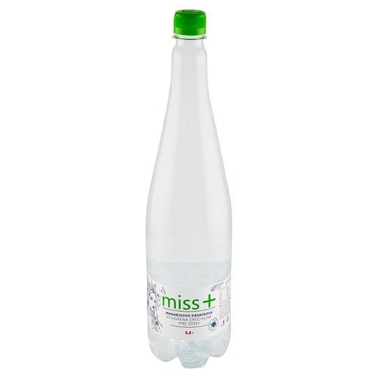 miss+ Magnéziovo kremíková prírodná minerálna voda 1,2 l
