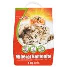 Propesko Mineral Bentonite hrudkujúca podstielka pre mačky 5 kg