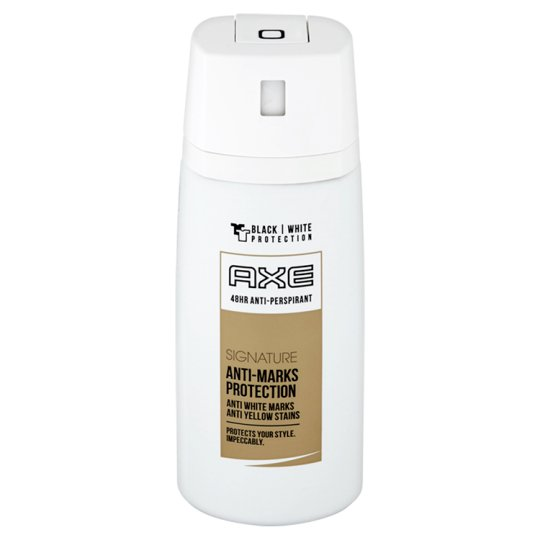 Axe Signature Anti-Perspirant Spray for Men 150 ml