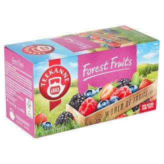 TEEKANNE Forest Fruits, World of Fruits, 20 vrecúšok, 50 g
