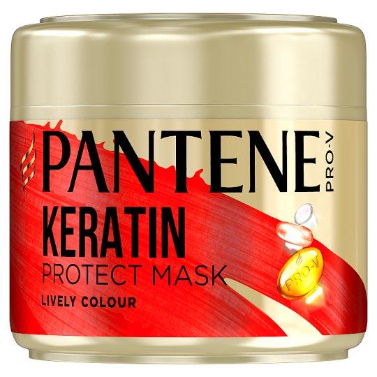 Pantene Color Maska Na Farbené Vlasy A Vlasy S Melírom 300 ml