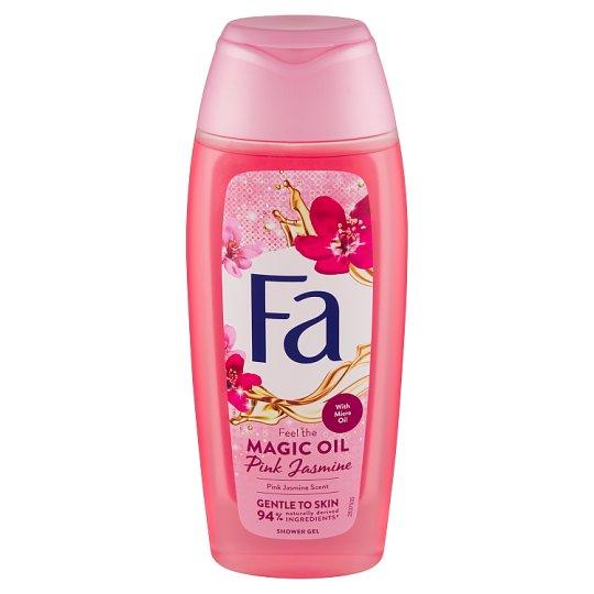Fa sprchovací gél Magic Oil Pink Jasmine Scent 400 ml