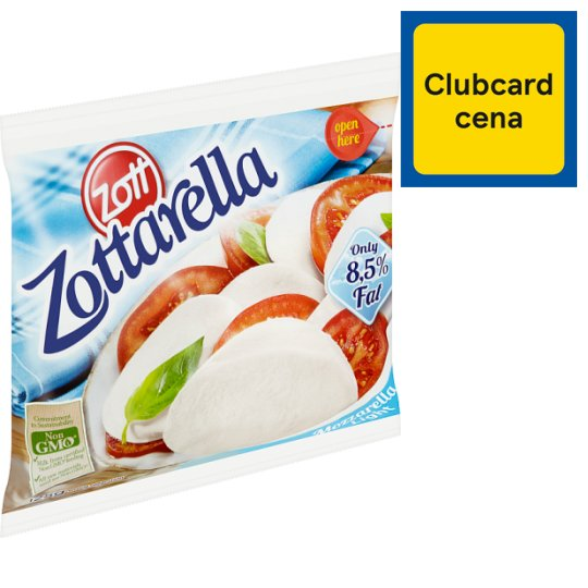 Zott Zottarella Mozzarella Light 125 g
