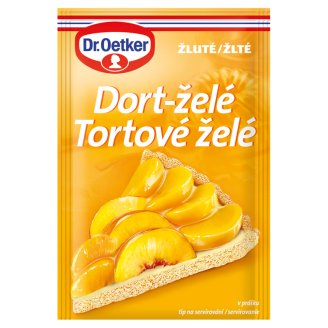 Dr. Oetker Cake Yellow Jelly in Powder 10 g