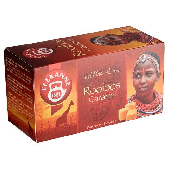 TEEKANNE Rooibos Caramel, World Special Teas, 20 Tea Bags, 35 g