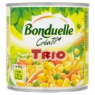 Bonduelle Créatif Trio mixed Vegetables in Mild Brine 400 g