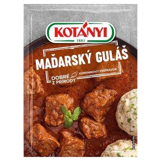 Kotányi Koreninový prípravok na Maďarský guláš 25 g