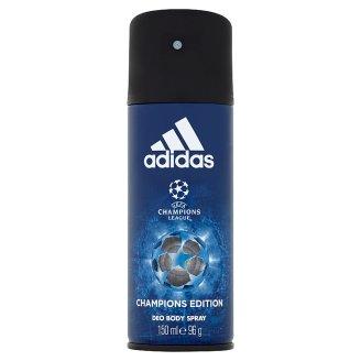 Adidas UEFA Champions League Champions Edition telový dezodorant 150 ml