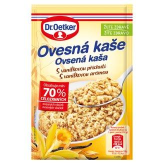 Dr. Oetker Ovsená kaša natural s prírodnou vanilkou v prášku 62 g