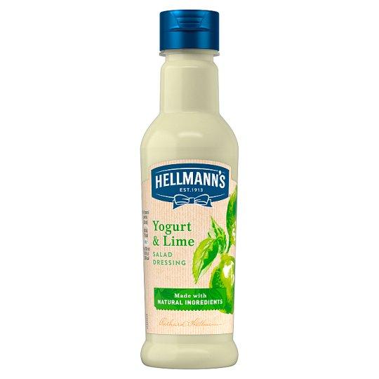Hellmann's Dressing jogurt a limetka 210 ml