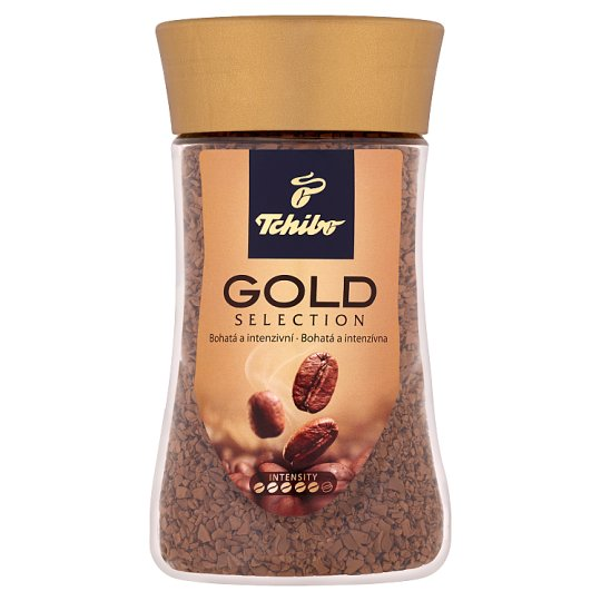 Tchibo Gold Selection Instant Coffee 100 g