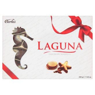 Carla Laguna Morské plody plnené cukrovinky s orieškovo-nugátovou náplňou 200 g