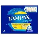 Tampax Compak Regular Tampóny S Aplikátorom 16 ks