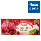 Tesco Red Berries Infusion 20 x 2 g