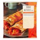 Tesco Placky tortilla 4 x 62,5 g