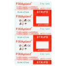 Fixaplast Strips Fabric Plaster with Pillow 5 pcs
