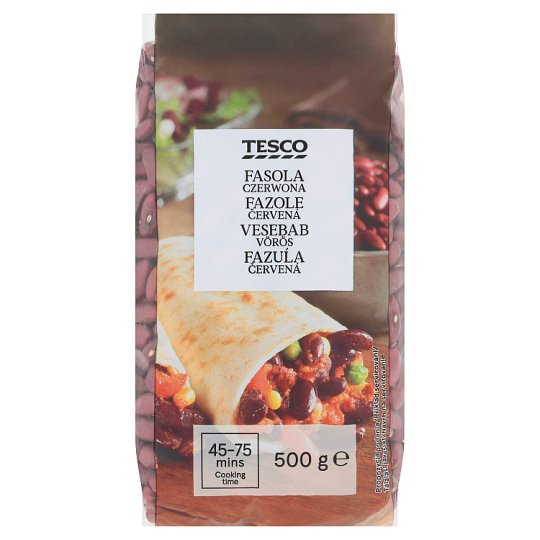 Tesco Red Beans 500 g