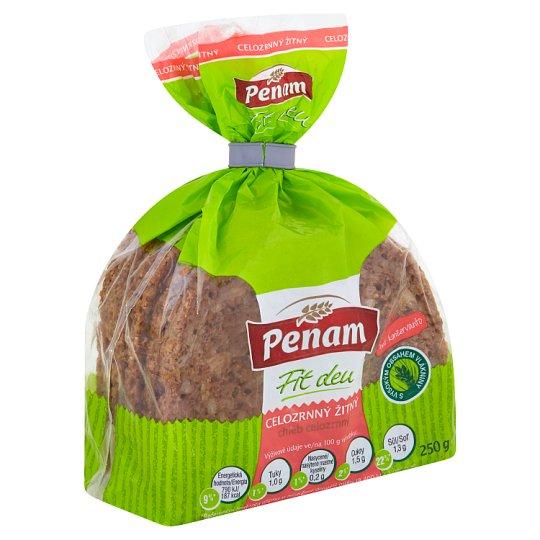 Penam Fit Deň Whole Wheat Bread 250 g
