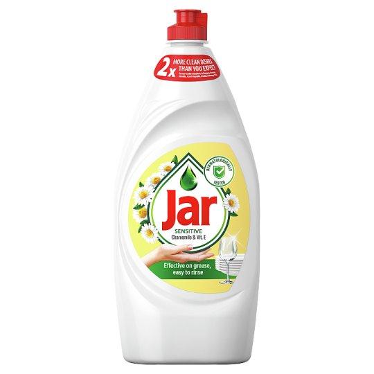 Jar Sensitive Washing Up Liquid Chamomile & Vitamin E 900 ml