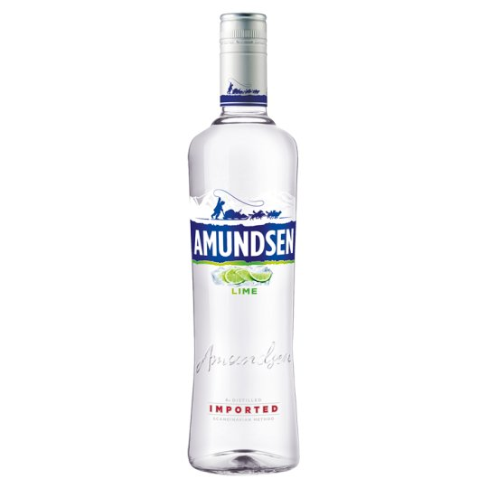 Amundsen Premium Vodka Lime 700 ml
