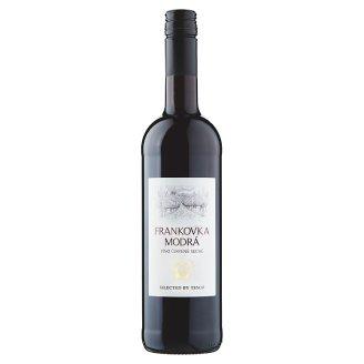Frankovka červené víno suché 750 ml