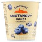 Milsy Bánovecký smotanový jogurt čučoriedka 145 g