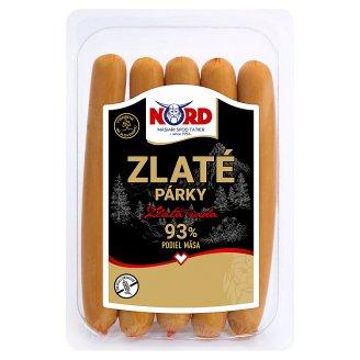 Nord Mäsokombinát Zlaté párky 250 g