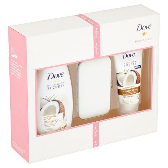 Dove Radiant Beauty Christmas Gift Set for Women