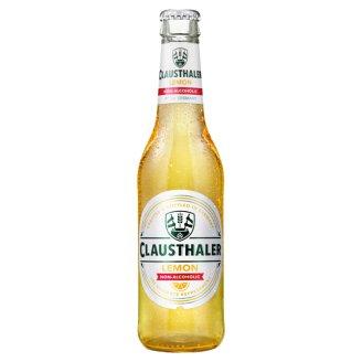Clausthaler Lemon Non-Alcoholic Shandy 0.33 L