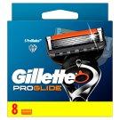 Gillette Fusion5 ProGlide Náhradné Holiace Hlavice, 8 Kusy