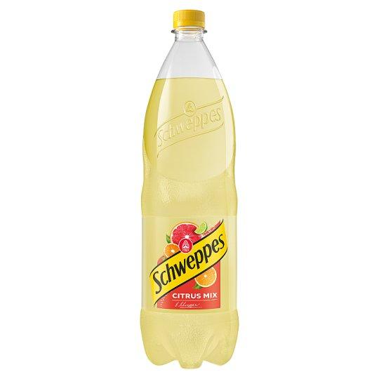 Schweppes Citrus mix 1,5 l