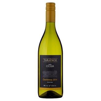Viña Tarapacá Santa Cecilia Chardonnay White Wine 0.75 L