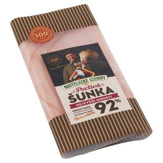 Kostelecké Uzeniny Fair Ham 0.100 kg