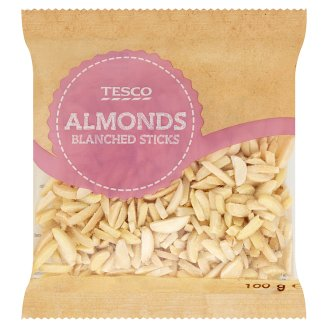 Tesco Almonds Blanched, Minced 100 g