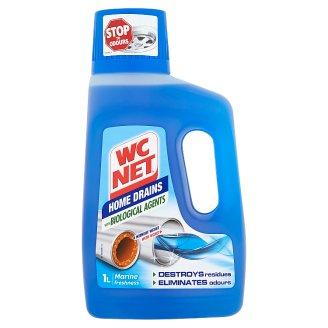 WC Net Home Drains Marine Freshness žrút zápachu z odpadu 1000 ml