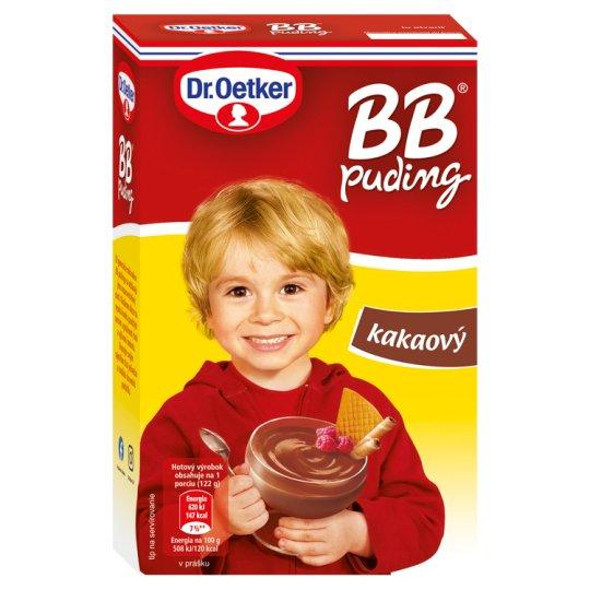 Dr. Oetker BB Puding kakaový v prášku 250 g