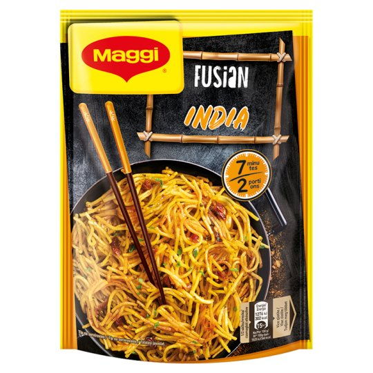 MAGGI Magic Asia Opekané rezance India vrecko 118 g