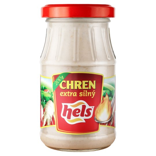 Hels Extra Strong Horseradish 200 g
