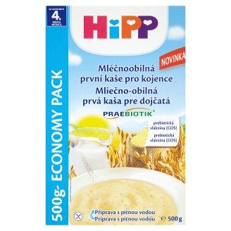 HiPP Praebiotik Mliečna prvá kaša pre dojčatá 2 x 250 g