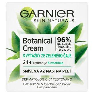 Garnier Skin Naturals Botanical hydratačný krém s výťažkami zo zeleného čaju 50 ml