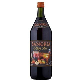 Sangria aromatizovaný vínny nápoj 1,5 l