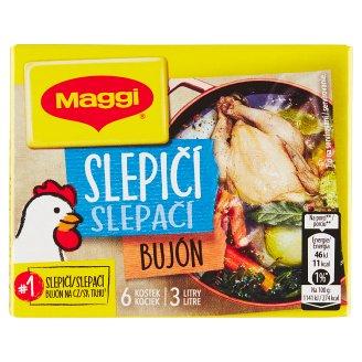 MAGGI Chicken Broth in Cube 3 L 6 x 10 g