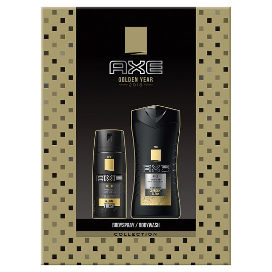 Axe Gold Christmas Gift Set for Men