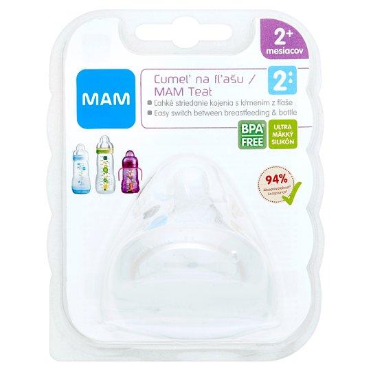 MAM Pacifier Bottle Medium for 2+ Months