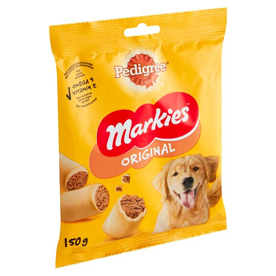 Pedigree Markies With Marrowbone Complementary Food for Adult Dogs 150 g