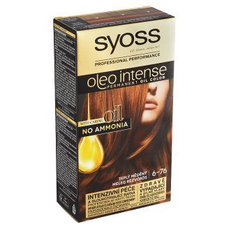 Syoss Oleo Intense Hair Colour Warm Copper 6-76