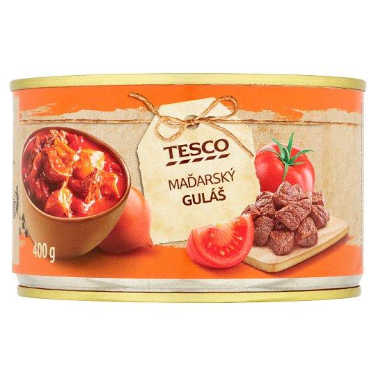 Tesco Maďarský guláš 400 g