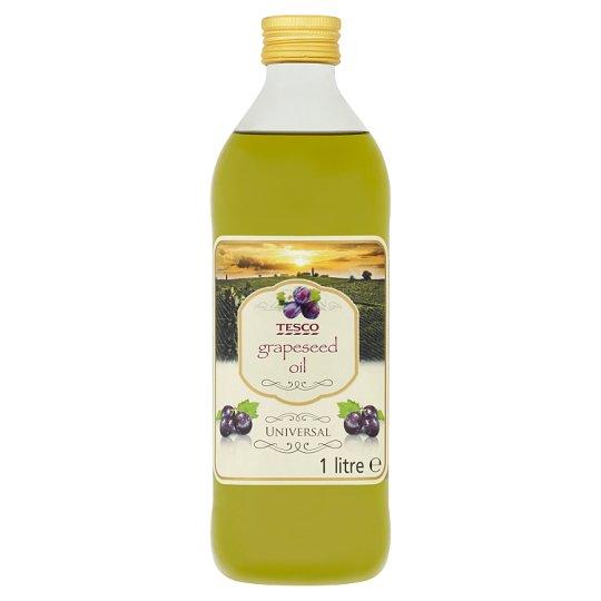 Tesco Olej z hroznových semien 1 l