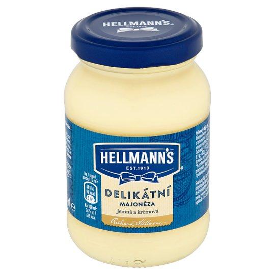 Hellmann's Mayonnaise Delicate 225 ml